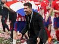 Simeone Tak Mau Jawab Efek Kehilangan Ronaldo di Real Madrid