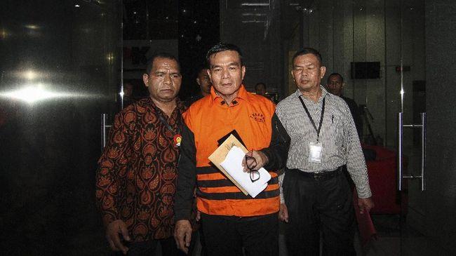 KPK Perpanjang Masa Penahanan Bupati Bengkulu Selatan