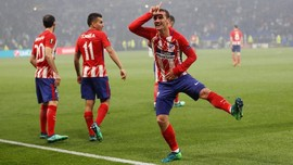 Antoine Griezmann Bangga Tolak Barcelona