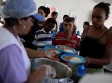 Uang Bolivar Runtuh, Warga Venezuela Kembali ke Barter