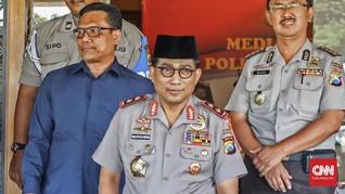 Tujuh Anak Pelaku Bom Surabaya Diserahkan ke Kemensos