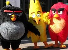 Ekspansi, Angry Birds Akuisisi Produsen Game Online Finlandia