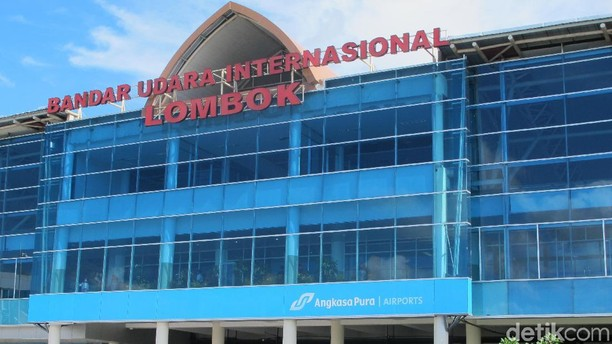 Melihat dari Dekat Prasasti SBY di Bandara Lombok yang Jadi Polemik