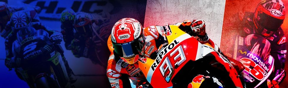 Duel Ketat di MotoGP Prancis
