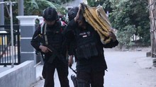 Polisi Amankan Empat Terduga Teroris di Jabar dan Jateng