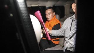 KPK Geledah Sejumlah Lokasi Terkait Bupati Bengkulu Selatan