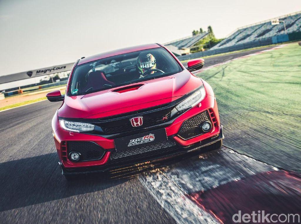 Mobil Balap Jalanan Honda Pecahkan Rekor Kecepatan