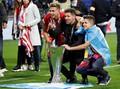 Simeone Samai Koleksi Gelar Luis Aragones di Atletico Madrid