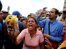 Krisis Venezuela: Inflasi Ribuan Persen Lumpuhkan Segalanya