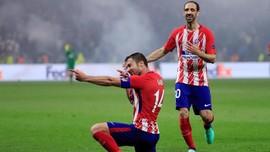 Atletico Tumbangkan Real Madrid di UEFA Super Cup