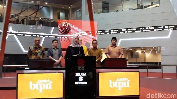 Raih Rp 75 M, Perusahaan TP Rachmat Jual 50 juta Saham BTPS