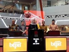 Semester I-2018 Laba BTPN Syariah Rp 449 M, Naik 53,4%