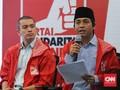 PSI Heran Disebut Energi Negatif Jokowi