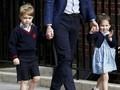 Pangeran George-Putri Charlotte Jadi Pengiring Meghan Markle
