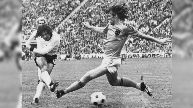 Gerd Mueller Pensiun di Usia 28 Tahun Usai Piala Dunia 1974