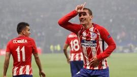 Griezmann Sosok Berdarah Dingin di Final Liga Europa