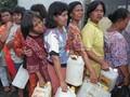 FOTO: Kekalutan di Puncak Krisis Moneter 1998