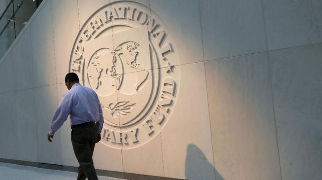 IMF Pangkas Proyeksi Ekonomi Global Jadi 3,7 Persen