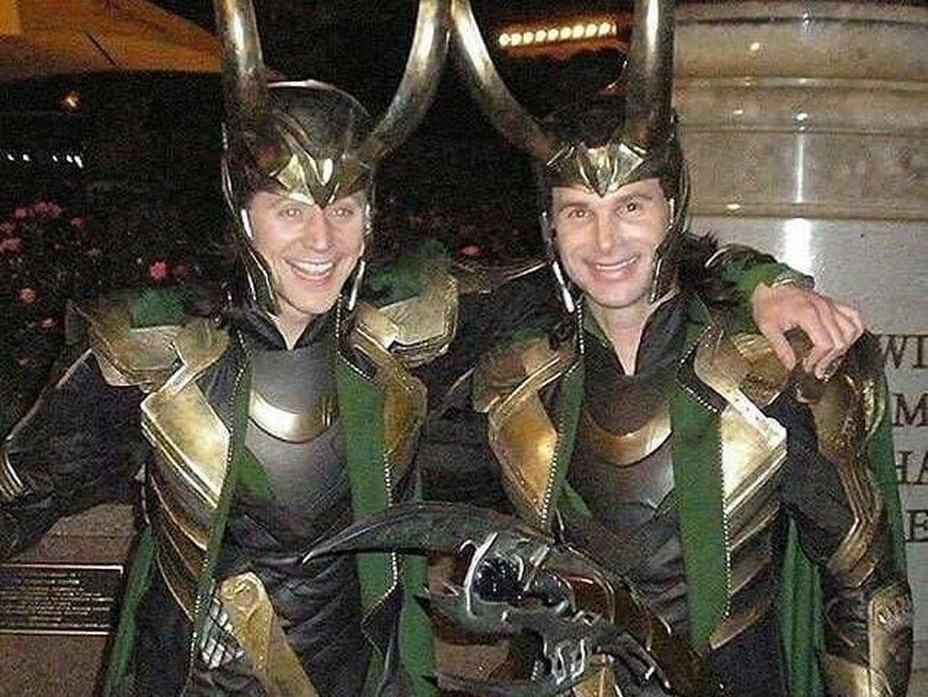Tom Hiddleston berperan sebagai Loki. (Foto: Facebook)