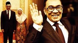 Anwar Ibrahim Bebas