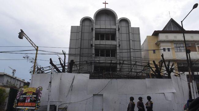 Hakim Kabulkan Kompensasi untuk Korban Bom Surabaya Rp1,18 M