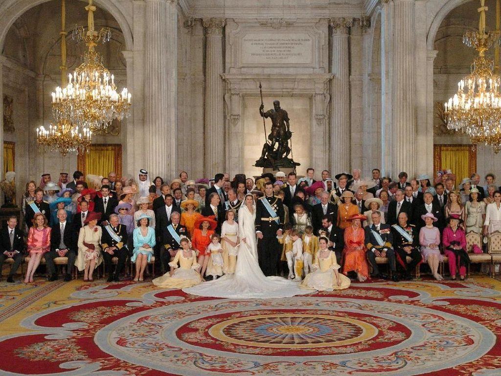 Gaya Menggemaskan Page Boy dan Bridesmaid di Royal Wedding Seluruh Dunia