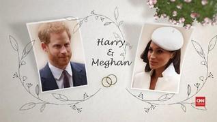 VIDEO: Detail Acara Pernikahan Pangeran Harry-Meghan Markle