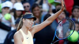 Maria Sharapova Resmi Pensiun