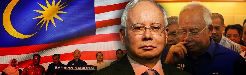Najib di Pusaran Skandal 1MDB