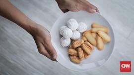 Menakar Kalori Kue Kering Lebaran