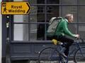 FOTO: Inggris 'Demam' Royal Wedding