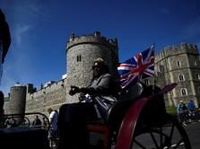 Inflasi Inggris di April Terendah dalam 13 Bulan