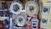 Diperkirakan sebanyak 100 ribu orang akan datang ke Kastel Windsor, Inggris, untuk melihat Royal Wedding Pangeran Harry dan Meghan Markle (REUTERS/Toby Melville)