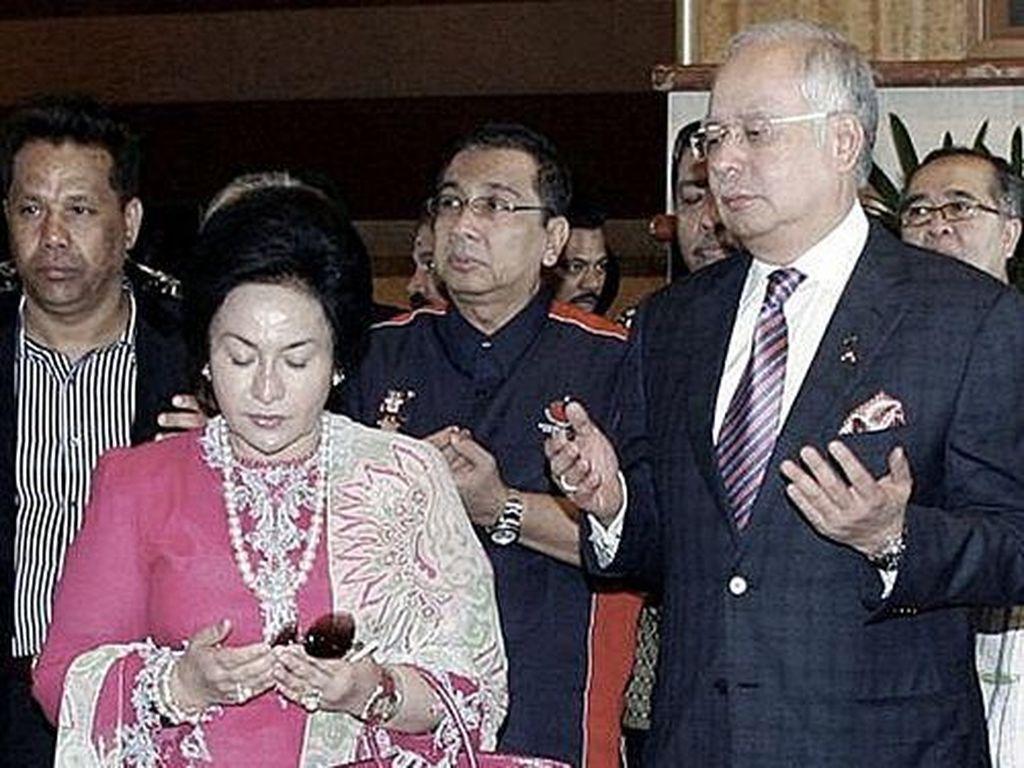 Suami Dituduh Korupsi, Ini Koleksi Tas Mewah Miliaran Istri Eks PM Malaysia