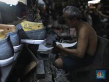 Gawat! Pabrik Sepatu Tangerang PHK Massal 1.800 Karyawan
