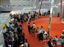 Ribuan Mahasiswa Daftar Magang di Bursa