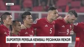 VIDEO: Persija Catatkan Rekor di Piala AFC 2018