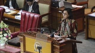 RAPBN 2020, Pemerintah Usul Ekonomi Tumbuh 5,3-5,6 Persen