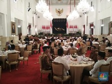Jokowi Kecam Aksi Teroris Saat Gelar Bukber