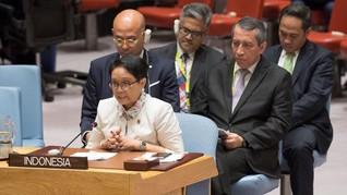 RI Kritik DK PBB Soal Implementasi Resolusi Palestina