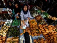 Berkah Ramadan, Tukang Gorengan Bisa Dapat Rp 6 Juta Sehari