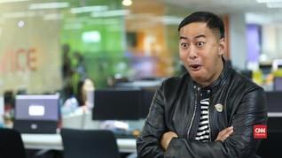 VIDEO: Gaya Rap Pandji untuk 'Tertawakan' Indonesia