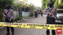 23 Tersangka Teroris Bom Surabaya Dipindahkan ke Jakarta