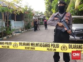 Polisi Tembak Mati Terduga Teroris di Depok