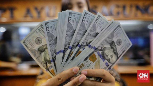 Dolar AS Perkasa di Tengah Perhelatan KTT G7