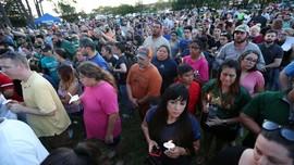 Warga Texas Hadiri Pemakaman Gadis Pakistan Korban Penembakan