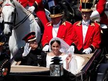 Pengumuman! Kerajaan Inggris Pastikan Meghan Markle Hamil
