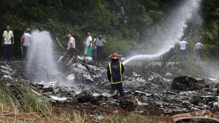 Kedua kotak hitam diperkirakan akan segera diserahkan ke para penyelidik kecelakaan pesawat Boeing 737 di Kuba yang menewaskan 110 orang itu.