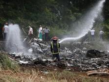 Kotak Hitam Pesawat yang Jatuh di Kuba Ditemukan