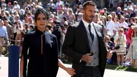 Tepis Isu Cerai, Victoria Sebut David Beckham 'Ayah Terbaik'